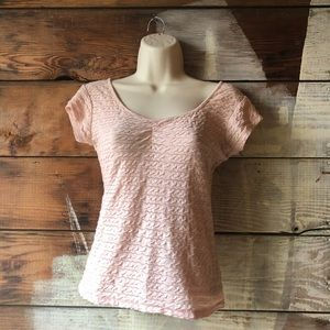 Pins & Needles (Urban Outfitters) Pink Size XS Top
